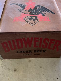 Vintage Budweiser Cooler for Sale in Southlake,  TX