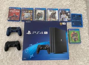 PS4 pro for Sale in Aurora, CO