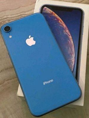 iPhone XR(Blue) for Sale in Stone Ridge, VA