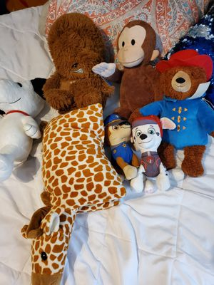Stuffed animals and bears $3 for Sale in Concord, NC