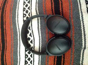 Bose Quite comfort 35 wireless headphones for Sale in Denver, CO