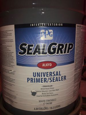 Sell ALL STAIN KILLER PRIMER INTERIOR EXTERIOR for Sale in Springfield, VA