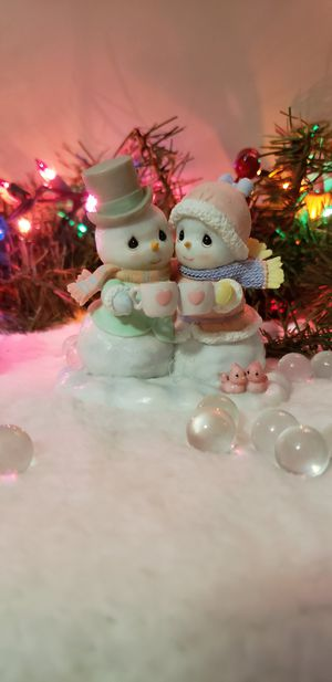 Precious Moments Christmas Friendship for Sale in Romansville, PA