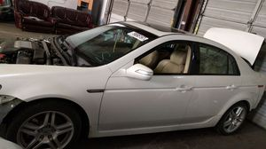 2004 2005 2006 2007 2008 Acura TL Any Parts, Parting Out for Sale in West Sacramento, CA