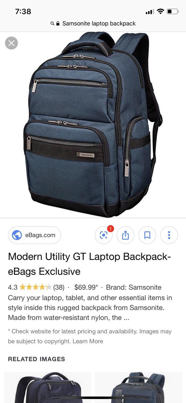 Samsonite Utility GT Laptop Backpack