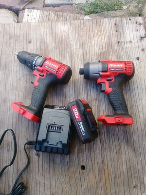 Bauner tools 20v for Sale in March Air Reserve Base, CA