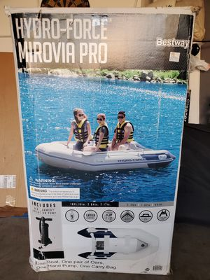 Inflatable boat for Sale in Chino Hills, CA