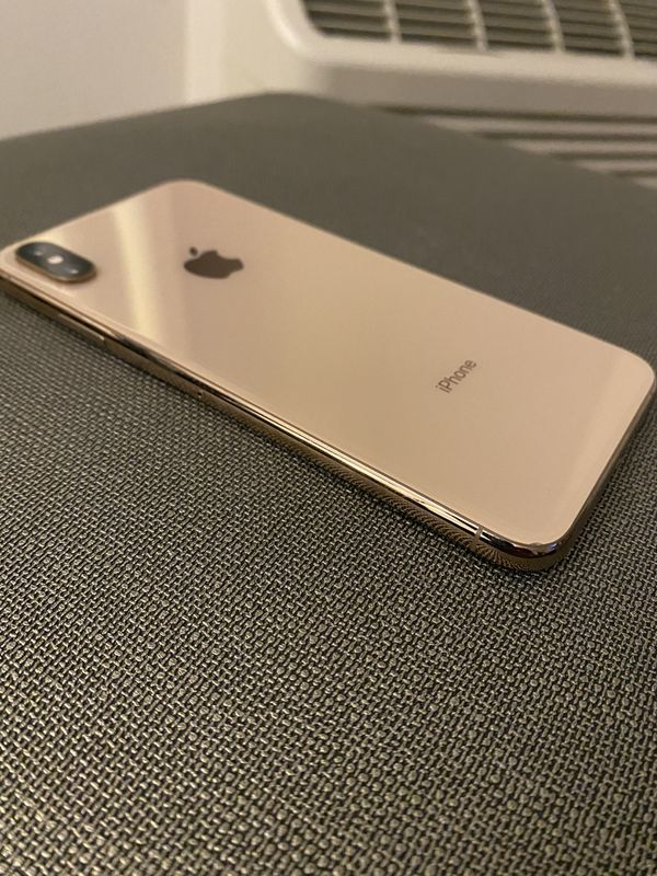 iPhone XS MAX 64GB Gold T-Mobile