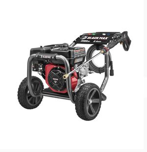 Black Max 3300 PSI Pressure Washer for Sale in Monroe Township, NJ