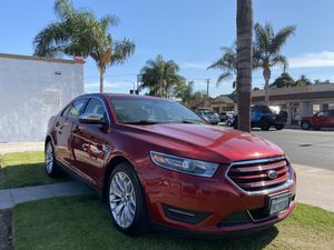 2016 Ford Taurus Limited for Sale in Santa Ana, CA