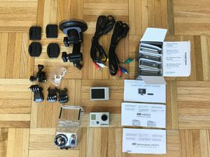 GoPro HERO 1 W/LCD BAC PAC for Sale in New York, NY