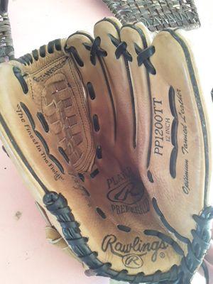 Rawlings Baseball Glove for Sale in Peoria, AZ