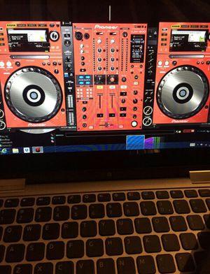 Virtual DJ (Full Version Pro 7) w/ Skins for Windows & Mac/MacBook OS for Sale in Jurupa Valley, CA