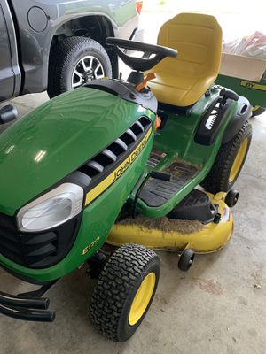 2018 E170 John Deere Lawn Tractor for Sale in CANAL WNCHSTR, OH