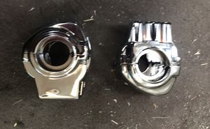 Harley chrome switch housing covers for Sale in Prineville, OR