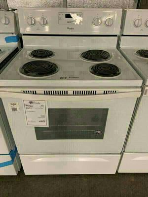 New Whirlpool Electric Range On Sale 1yr Factory Warranty for Sale in Chandler, AZ