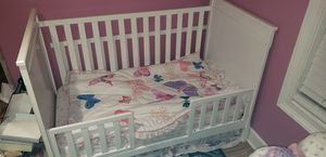 Baby crib and changing table combo like new condition for Sale in Spring Hill, TN