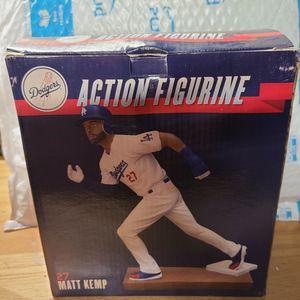 Matt Kemp Action Figure for Sale in Anaheim, CA