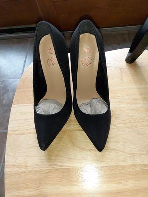 Black Heels Size 6 for Sale in Middlesex, NJ