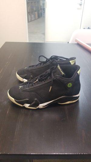 Jordan 14 indigo size 9 1999 for Sale in Adelphi, MD