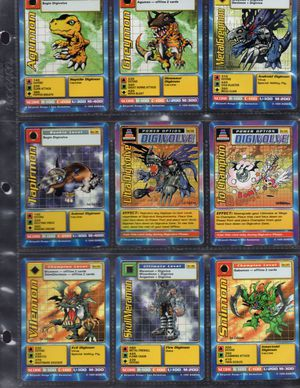 Digimon Cards for Sale in Chandler, AZ