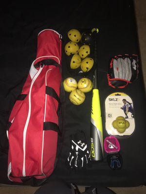Softball gear for Sale in Saint Petersburg, FL
