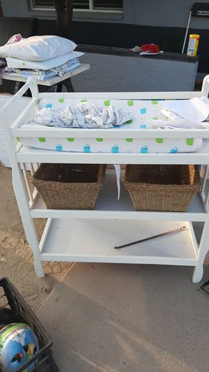 Diaper changing table for Sale in Scottsdale, AZ