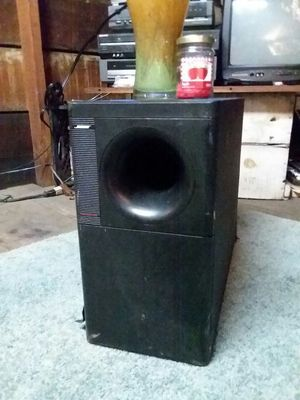 BOSE Sub-Woofer w/ 3 outputs & 3 inputs for Sale in Columbus, OH