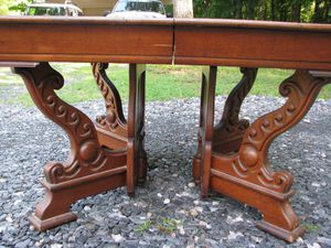 Vintage Oak Table for Sale in Farmville, VA
