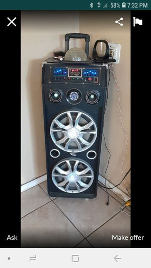 "Big bluetooth speaker ""SUPER LOUD"" for Sale in Bakersfield, CA"