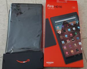 New Amazon Fire 10 HD tablet (2019 model) for Sale in San Diego, CA