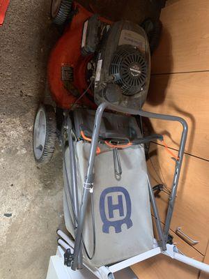 Husqvarna lawn mower for Sale in Boxford, MA