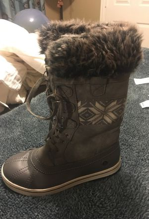 Snow boots women for Sale in Carrollton, TX