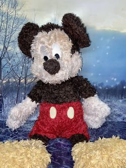 """20"""" DISNEY FUZZY PLUSH MICKEY MOUSE for Sale in Long Beach,  CA"""