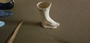 Antique glass boot for Sale in Phoenix, AZ