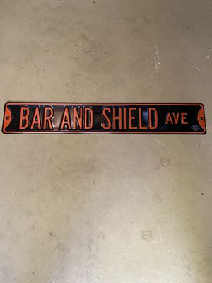 "Harley Davidson ""Bar and Shield"" sign for Sale in Villa Rica, GA"