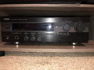 Yamaha Receiver - 50 Watts PC for Sale in Baltimore, MD