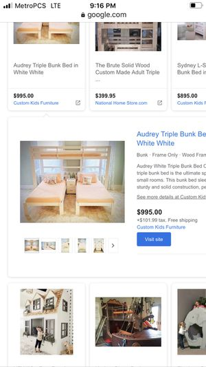 2 twin beds and a loft bed for Sale in Bakersfield, CA