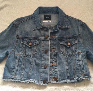 BDG Distressed Cropped Denim Jacket for Sale in Rockville, MD