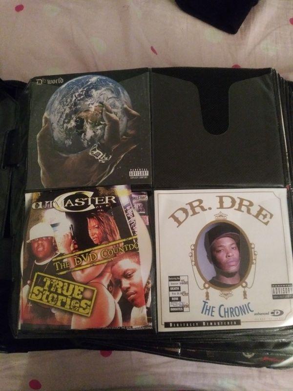 Book of CDs