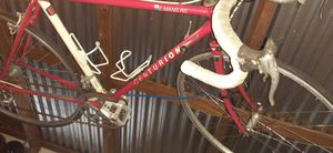 LeMans road bike in excellent shape guys need tires and tubes and probably cables stored 20 years for Sale in Thonotosassa, FL