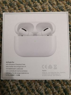 Apple airpods pro Bluetooth wireless headphones new for Sale in Seattle, WA