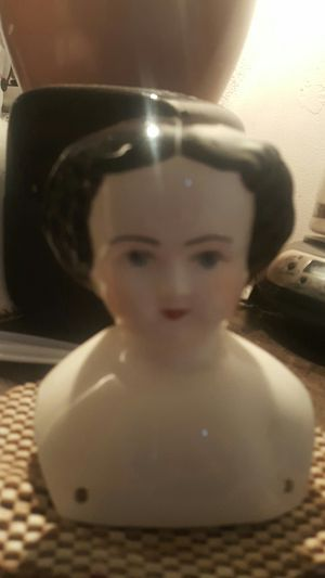 Old doll head for Sale in San Bernardino, CA