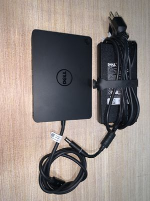 Dell WD15 USB-C Docking Station K17A with 130W Power Supply for Sale in Saginaw, TX