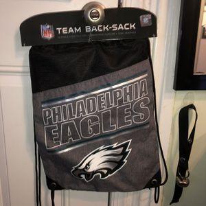 Drawstring philly Back Pack for Sale in Philadelphia, PA