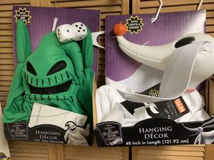 Nightmare before Christmas hanging decor/lights/sound for Sale in Denver, CO
