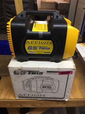 Freon Recovery Machine G5 Twin new $699 used 3 times ask $550 like new for Sale in Pompano Beach, FL