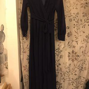Dark Blue Floor Length Dress for Sale in San Diego, CA