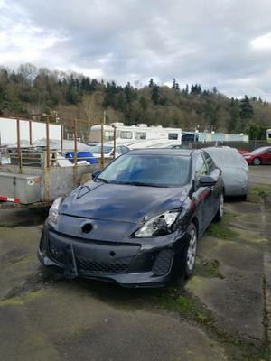 Mazda 3 Part Out for Sale in Des Moines, WA