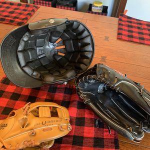 Bike Helmets & gloves $5 Each for Sale in Milpitas, CA